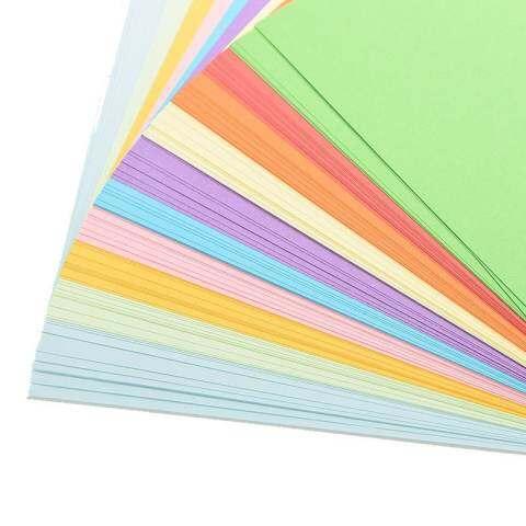Kertas Berwarna Origami Kotak Ganda Sisi 100 Pcs 2