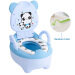 Cute Cartoon Multi Functional Drawer Style Kids Baby Potty Chair With Handrails Soft Cushion Safe Kids - Intl By Vococal Shop.