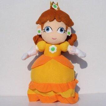 Pengiriman Gratis Baru Super Mario Bros Mewah Doll-Putri Bunga Aster 9
