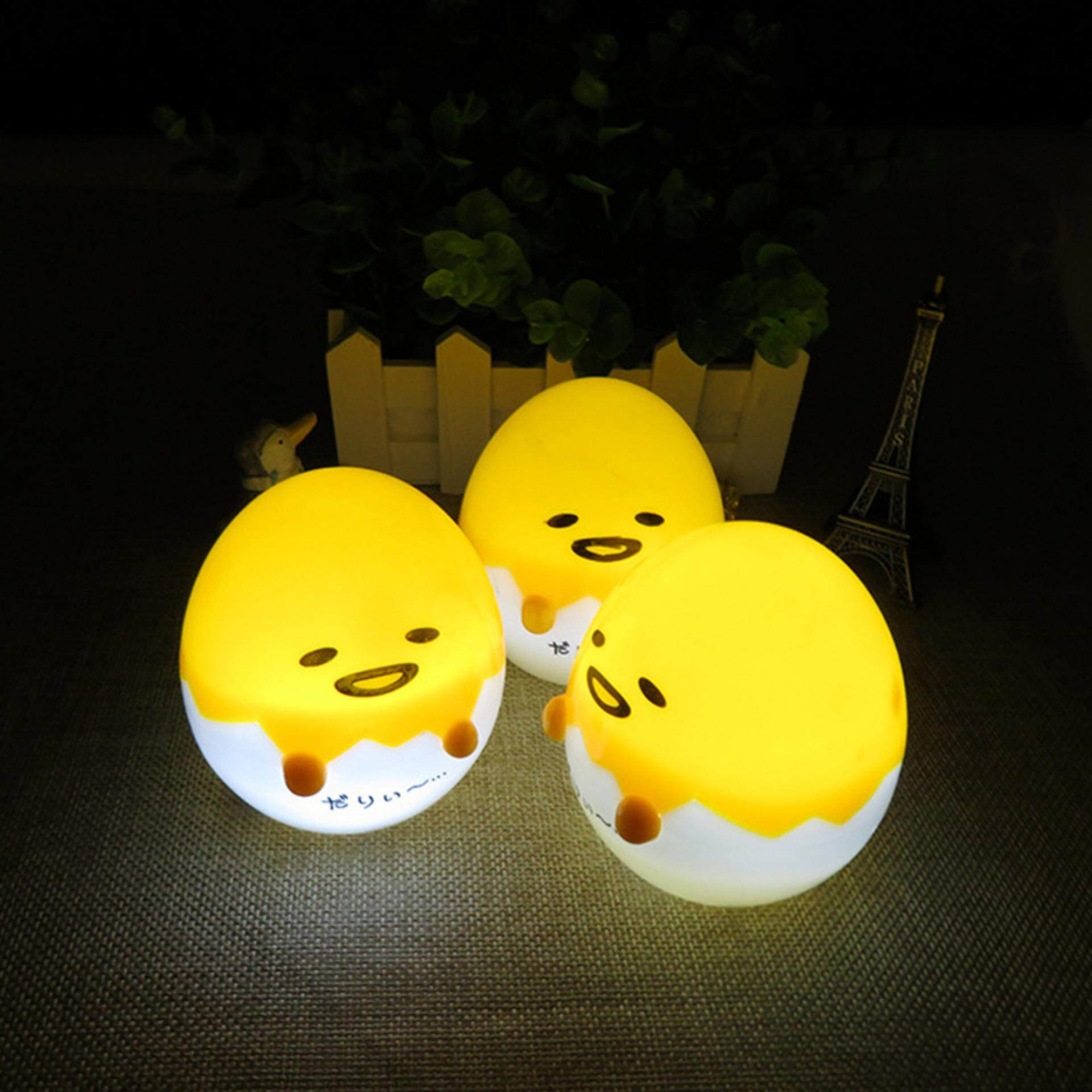Night lights buy night lights at best price in singapore www kawaii mini japan anime harajuku gudetama lazy egg 8cm mini lamp cute small night light figure mozeypictures Choice Image