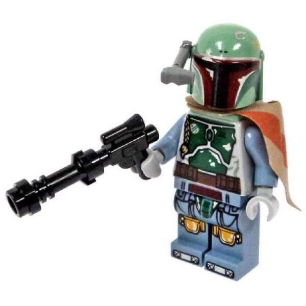 LEGO Star Wars Empire Strikes Back Boba Fett Minifigure [Episode V]-Intl