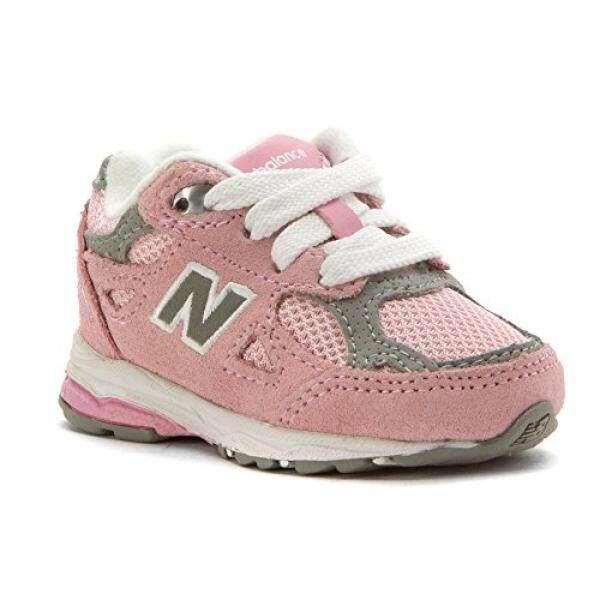 Keseimbangan Baru KJ990 Menjalankan Sepatu (Bayi/Anak Kecil), Pink, 2 XW KAMI Bayi Bayi-Intl