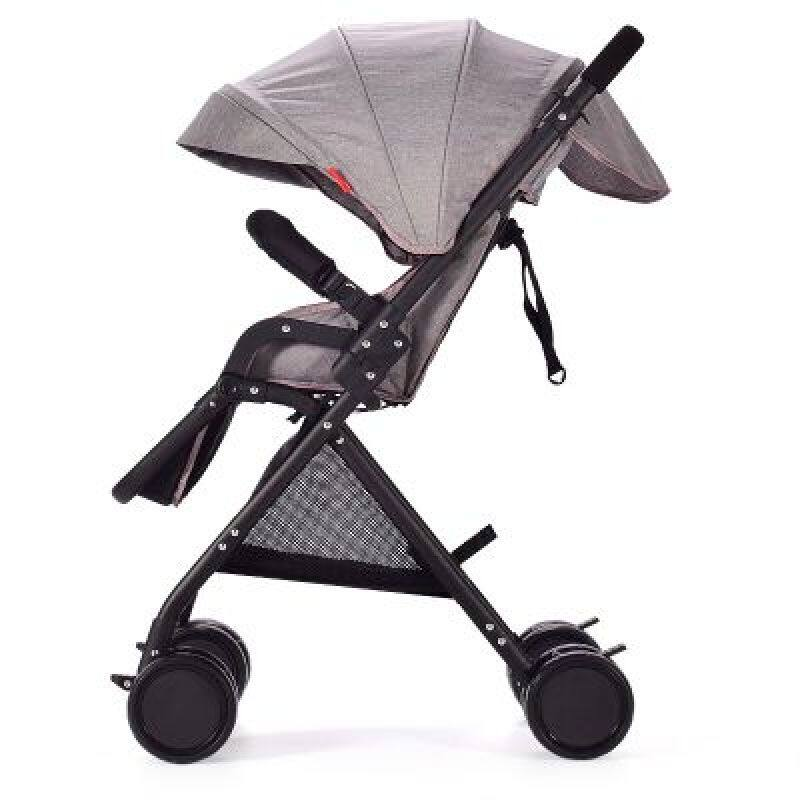 Portable Baby Strollers Child Trolley Car Baby Stroller Baby Carriage Free Gift - intl Singapore