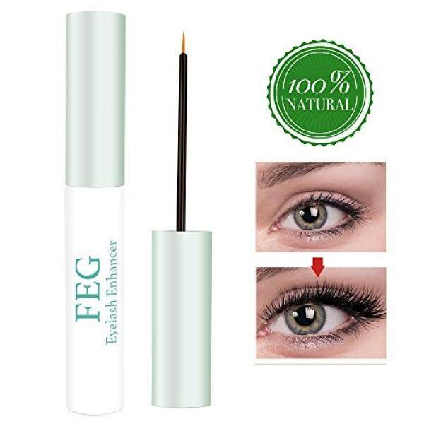 100% Natural Extract Eyelash Growth Serum Eyelash Enhancer for Longer, Thicker, Fuller Eyelash - intl Philippines