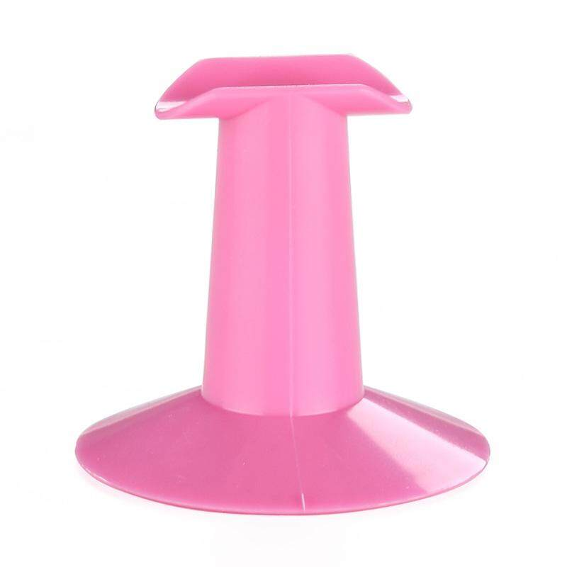 5x Hard Plastic FINGER Stand Support Rest NAIL ART Design Painting Salon DIY - intl