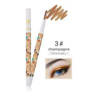 Hình thu nhỏ Beauty Pro Highlighter Eyeshadow Pencil Cosmetic Glitter Eye Shadow Pen C