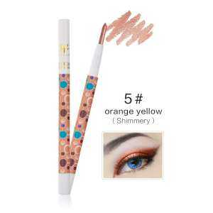 Hình thu nhỏ Beauty Pro Highlighter Eyeshadow Pencil Cosmetic Glitter Eye Shadow Pen E