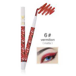 Hình thu nhỏ Beauty Pro Highlighter Eyeshadow Pencil Cosmetic Glitter Eye Shadow Pen F