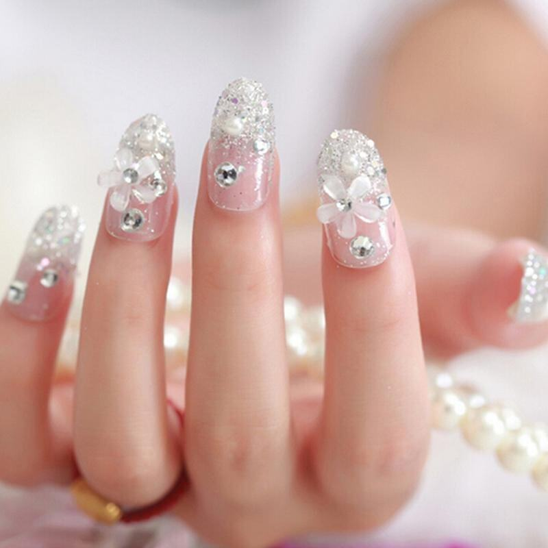 Nail Art Transfer Stickers 3D Design Manicure Tips Decal Decorations - intl
