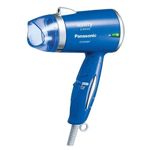 Panasonic Negative-Ion ZIGZAG IONITY Hair Dryer EH5206P-A Blue AC100-120V, 200-240V (Japan Model) - intl