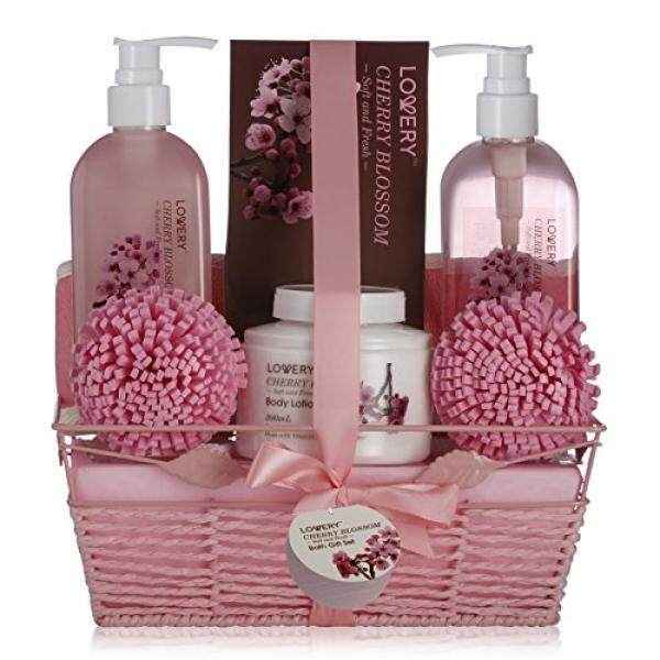 Gift Baskets For Women Body Earth Bath Gifts Luxurious Spa Set