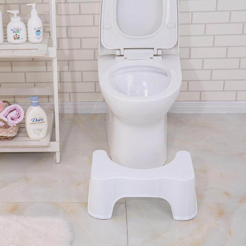 Toilet Stool Ottoman Pregnant Women Ottoman Children Toilet Stirrup The Strong Load-bearing Big Not Broken