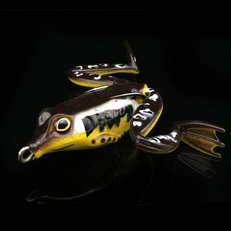 Fs ขายใหญ่ 5 เซนติเมตร/12 กรัมกบเหยื่อปลอมสำหรับล่อปลาอุปกรณ์เหยื่อกระตุกนุ่มเหยื่อปลาเสมือนจริงเหยื่อข้อมูลจำเพาะ: 12 กรัมสี: E - Intl.