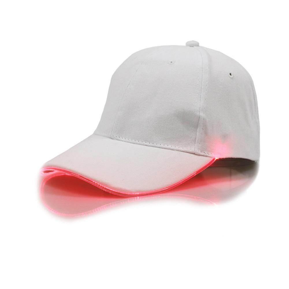 Harga keberuntungan g lampu terang led uniseks bisbol tutup senter topi untuk kemah menjalankan jogging dan