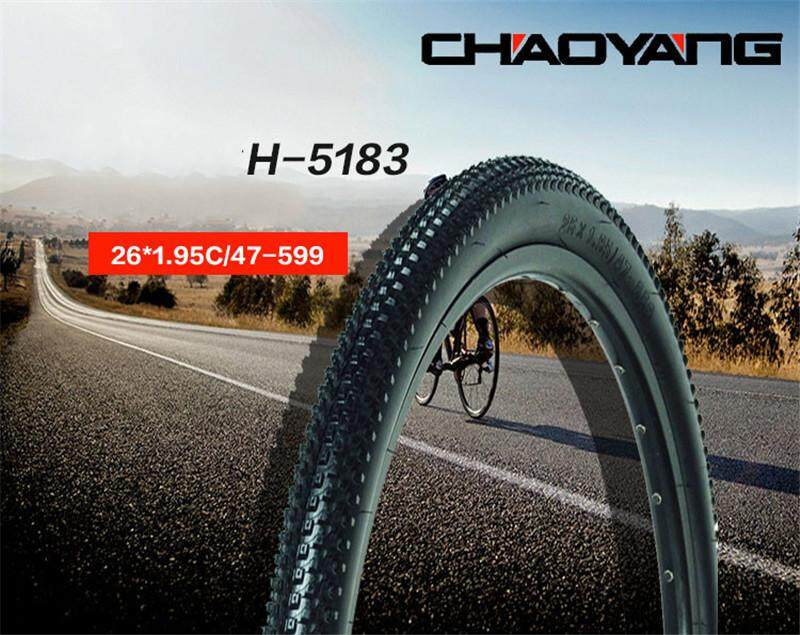 Chaoyang Tomtit H5183 Steel Wire Mtb Bicycle Tire - Intl By Paidbang.