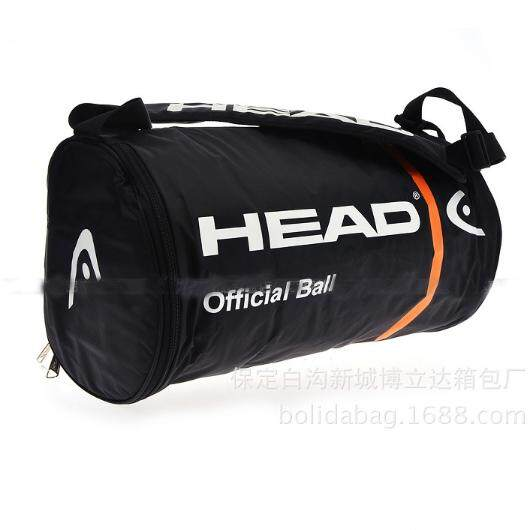 Fashion Simple Rugby Baseball Tennis Badminton Buckle Shoulder Diagonal Bulk Multi-Function Bag - Intl By Blue Globe.