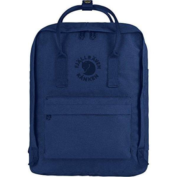 5d2d5fbcf22 Fjallraven - Kanken, Re-Kanken Recyclable Pack, Heritage and Responsibility  Since 1960,