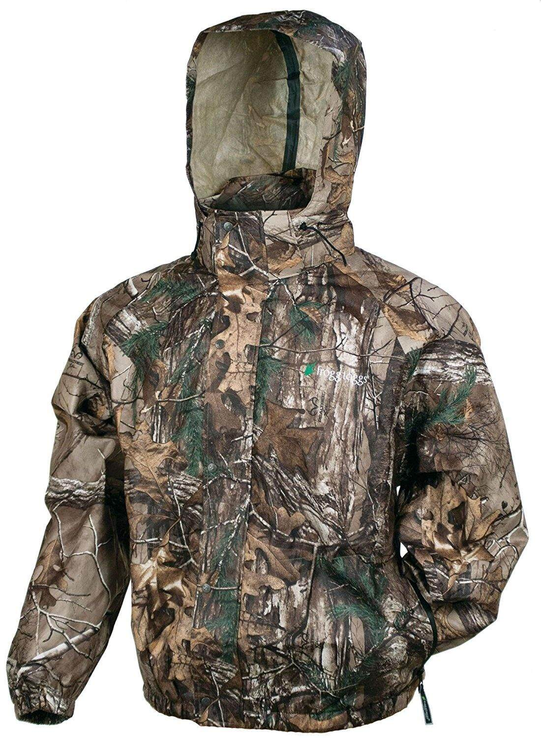 49f7954802fef (Large, Mossy Oak Break Up Country) - Frogg Toggs Pro Action Camo Jacket
