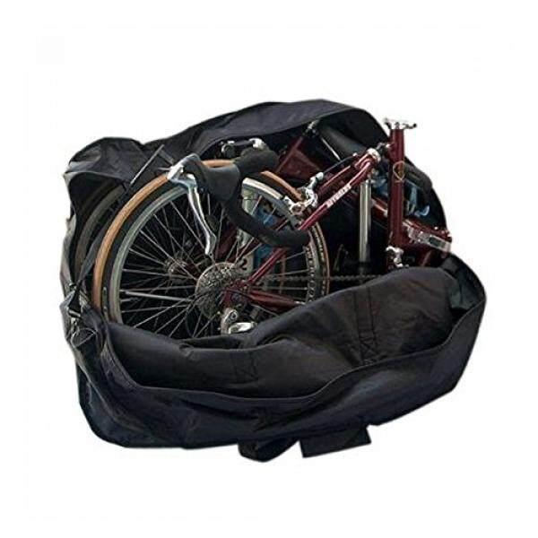 NT_Big 14 Inci Sampai 20 Inci Tebal Sepeda Sepeda Tas Carrier Lipat Pembawa Tas Kantung-Internasional