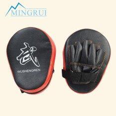 Farabi Kick Shield Thai Pad MMA Muay Thai Shield Curved Pads Martial Art Training Pads Boxing Strike Pad Curved Arm Pad MMA Focus Pad Muay Punch Shield