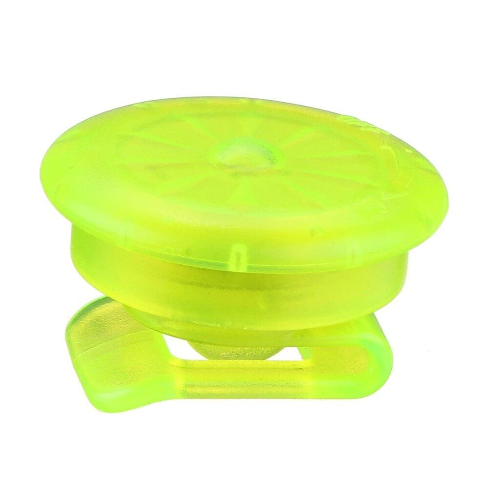 Outdoor Mini Flashing Led Night Running Walking Safety Warning Light Lamp Uk - Green - Intl By Threegold.