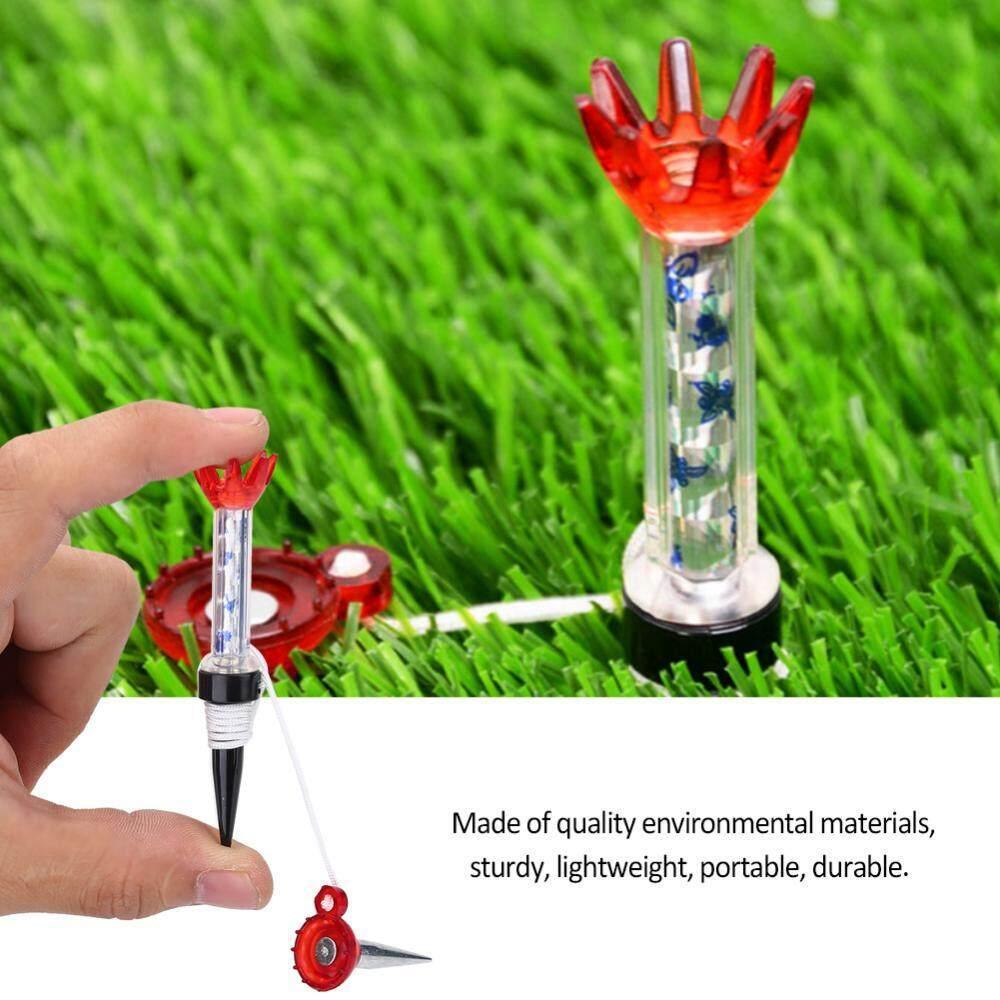 SHANYU 4pcs Flexible Magnetic Plastic Golf Tees Set Training Tool Practice Accessory for Golfer - intl