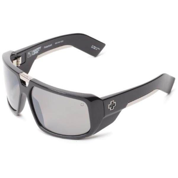 Spy Tur Lensa Bahagia Koleksi Kacamata Hitam Terpolarisasi Hitam, 64 Mm-Intl