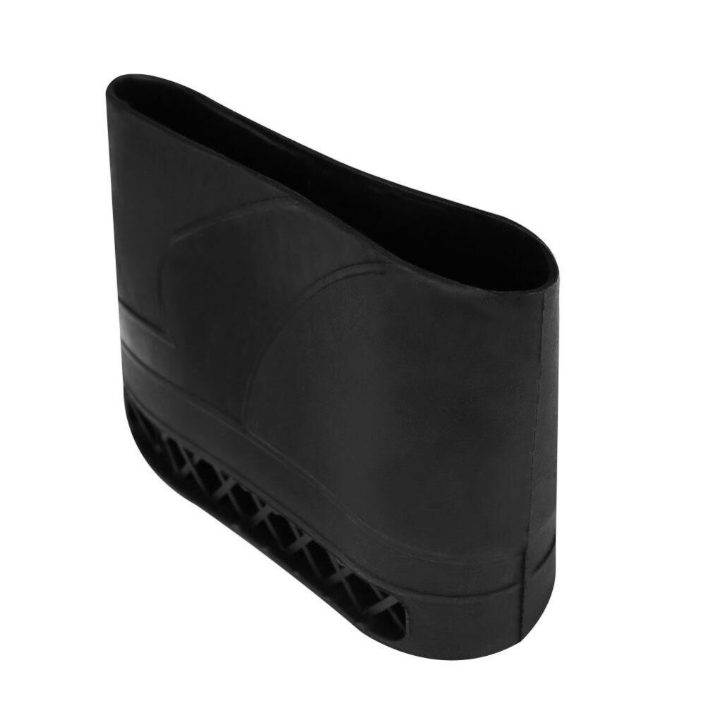 Tactical Rifle Slip-On Protection Rubber Recoil Pad Hunting Shooting Extension - intl