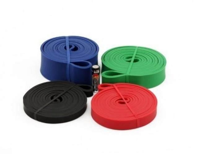 039a899ecc Wacces Yoga Strap Stretch Restore Multi-Grip Fitness Pilates Stretching  Belt Multicolor (Black). ₱3,576.08. South Korea. Wacces Resistance Bands  Power Jump ...