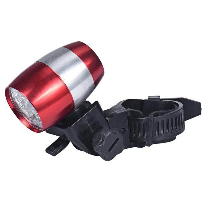 Waterproof Bike Cycling Head Lamp 6 LED Light Sepeda Flash Safety RD-Intl
