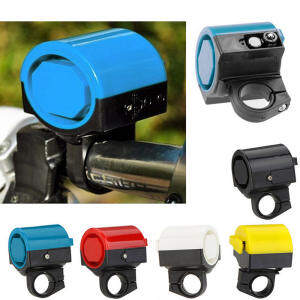 Wonderful Electronic Loud Bike Horn Cycling Handlebar Alarm Ring Bicycle Bell - intl