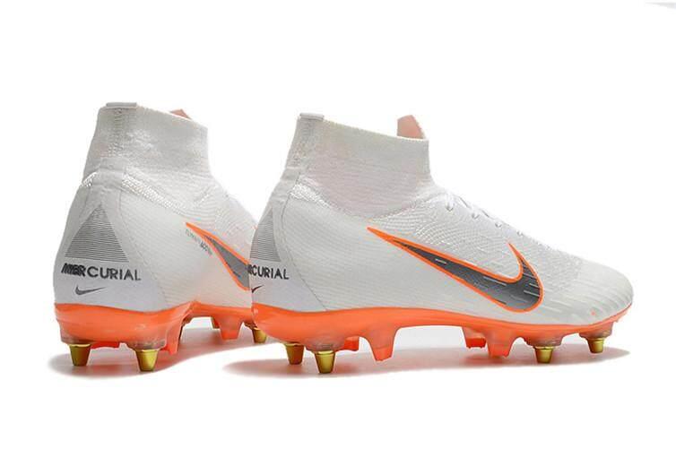 1b2d9f176b Nike Official MEN Football Shoes Mercurial Superfly VI Elite SG AC Green  Black Global Sales