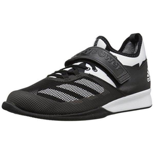 adidas Performance Mens Shoes Crazy Power Cross Trainer, BlackWhiteBlack, intl