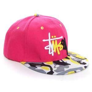 Camo Women Men Snapback adjustable Baseball Hip Hop KPOP bboy Hat cap Fashion