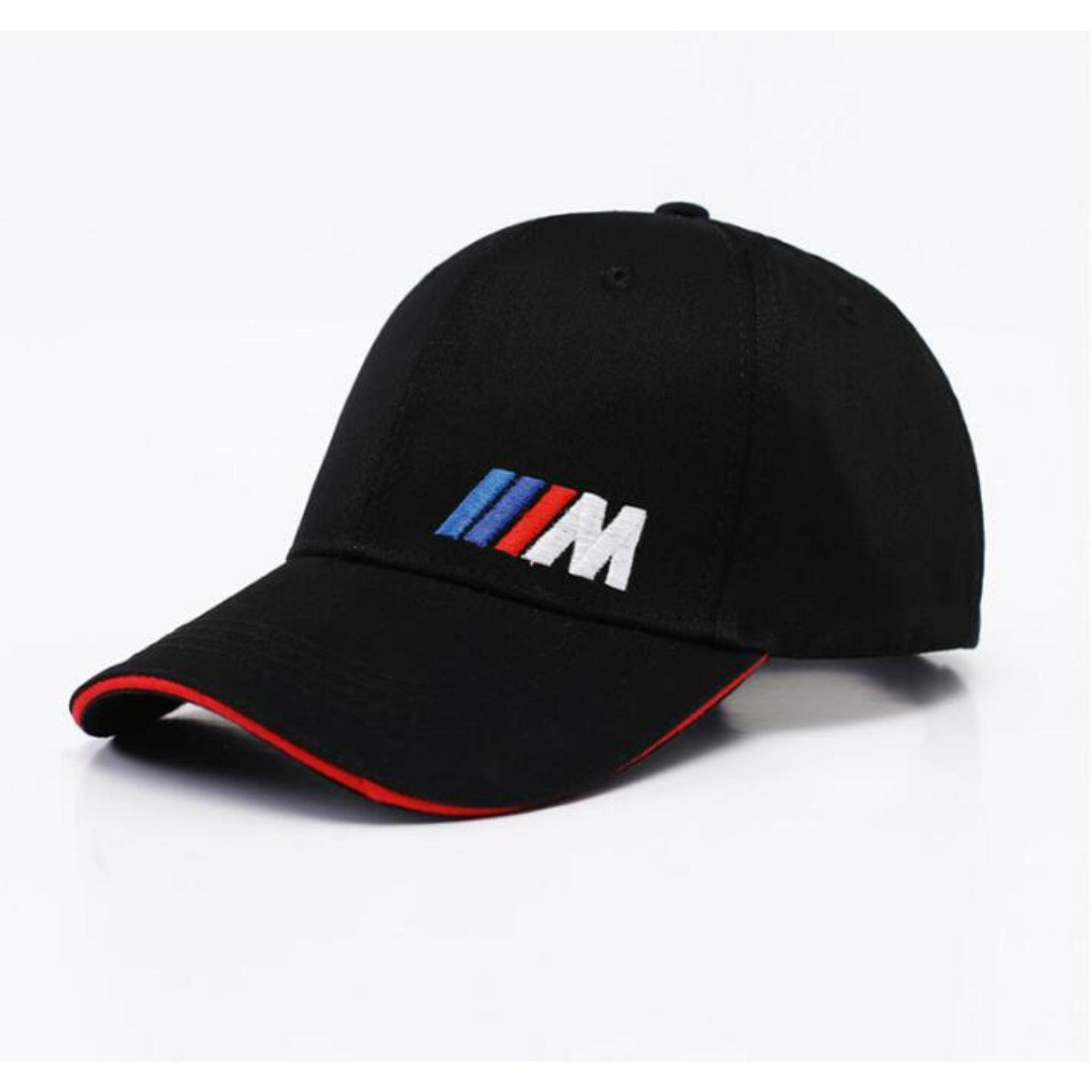 a4129055a8cc1 car stlying m emblem Baseball Cap hat For BMW E46 E39 E90 E60 E36 F30 F10
