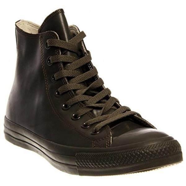 Converse Pria Karet Coated Semua Bintang Cengkraman Taylor Sneakers Pine Needle/Olive Hijau-Internasional