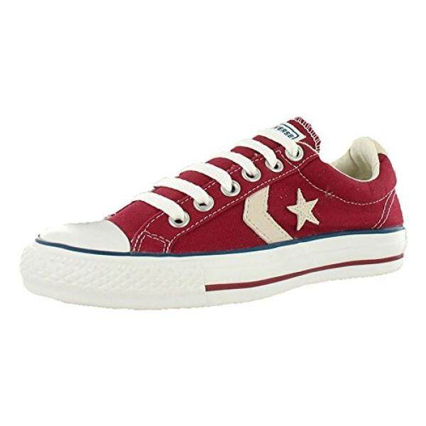Converse Star Player Ev Ox Womens Shoes Red - intl