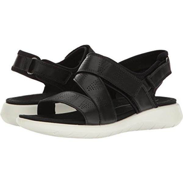 ecco-womens-womens-soft-5-cross-strap-flat-sandal-blackblack-35-eu4-us-1103-275043911-c6c0b1fcbbf331d15762aefbd5228e7f- 10 Harga Sepatu Wanita Ecco Terlaris waktu ini