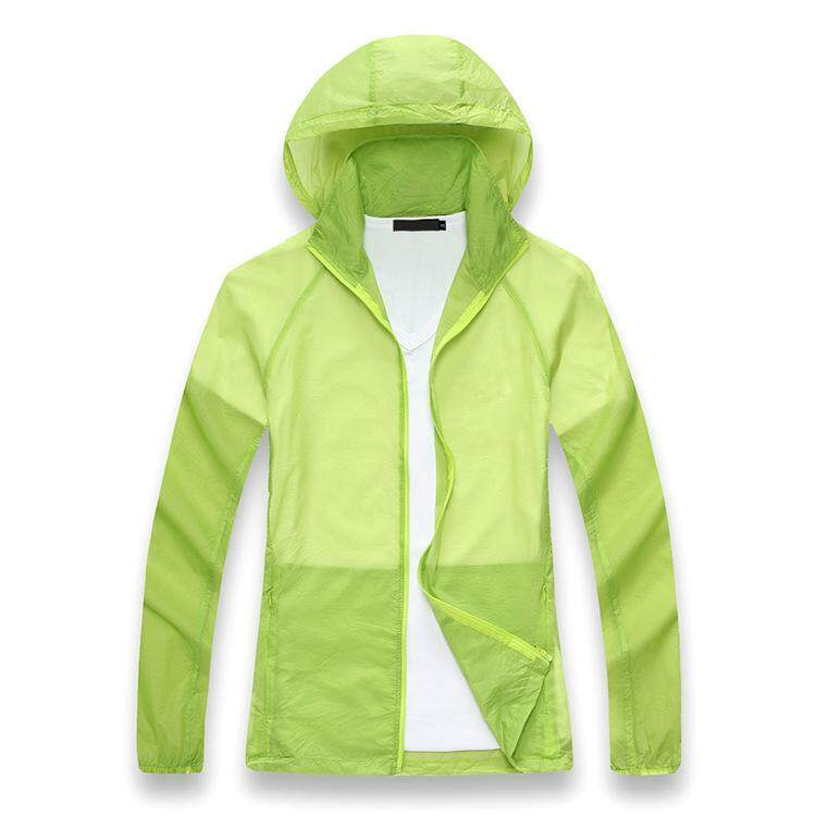【Bln-Outdoor】female Mantel Ventilasi Fashion Warna Permen Aktivitas Santai Di Luar Ruangan Mantel Windproof Tahan Air Windcoat