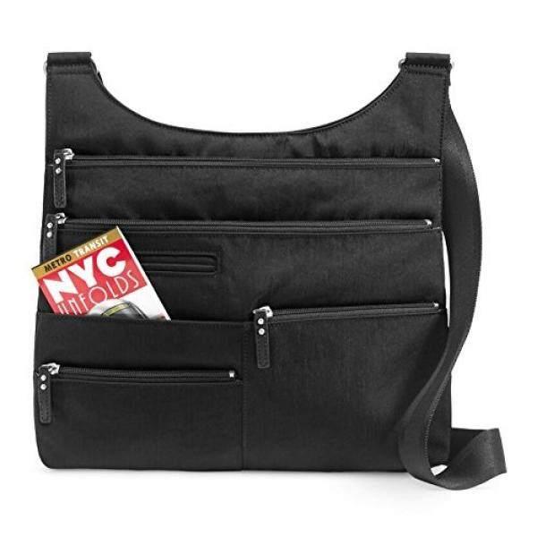 Highway Bag in Classic Black - MoMA Best Seller - intl
