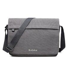 Mens Vintage Canvas Satchel Messenger Laptop Shoulder Business Bag By Kacoo.
