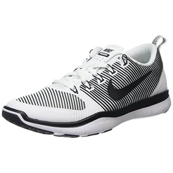 4ad7686fd0083 NIKE Mens Free Train Versatility White/Black Ankle-High Cross Trainer Shoe  - 9.5M - intl