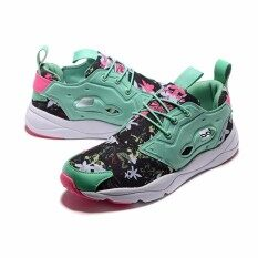 fc92eb6de11 Reebok Furylite Athletic Running Shoes Casual Sneakers For Women