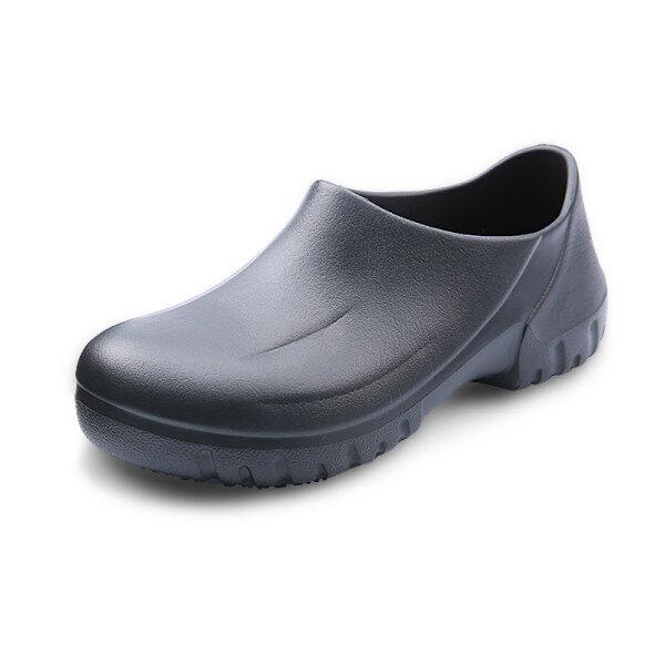 super chef kitchen shoes men shoes non slip shoes black black malaysia - Non Slip Kitchen Shoes