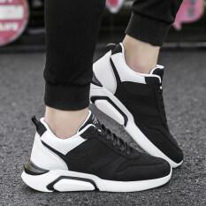 YUZI Hot Jual Pria Athletic Shoes Sport Sneakers Menjalankan Sepatu Untuk Pasangan Gym Trainers Murah