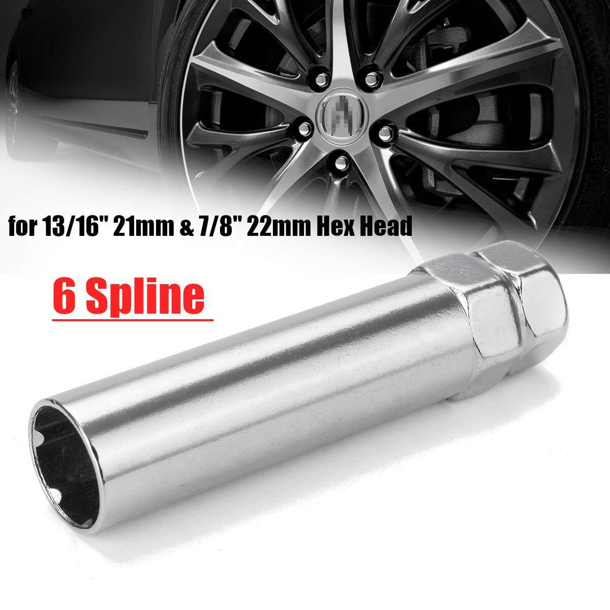 Large 6 Spline Drive Tuner Lug Nut Key I 6 Point I 6 Spline Lug Nuts