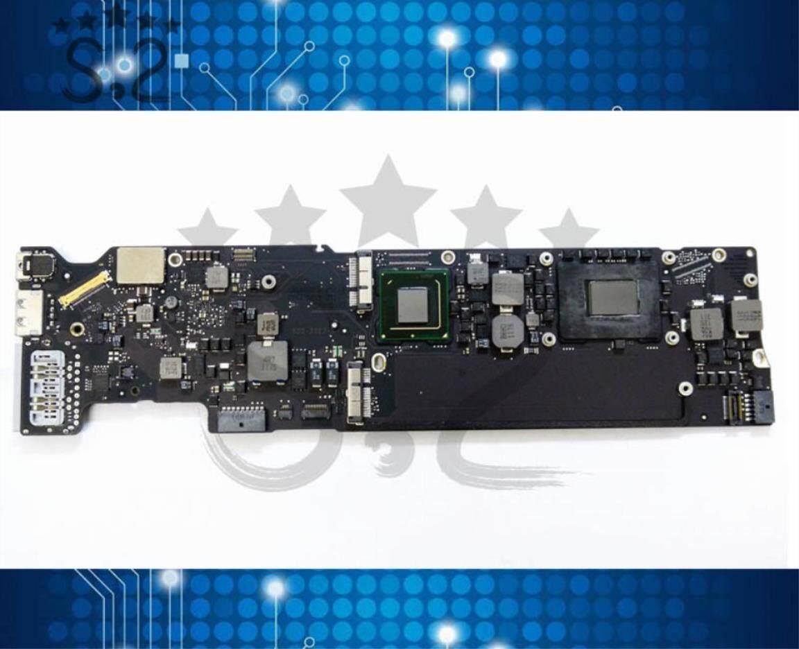 A1369 Papan Utama untuk Mac Book Air Logic Board CPU I5 1.7G Hz 4 GB 2011 Tahun 820-3023-a