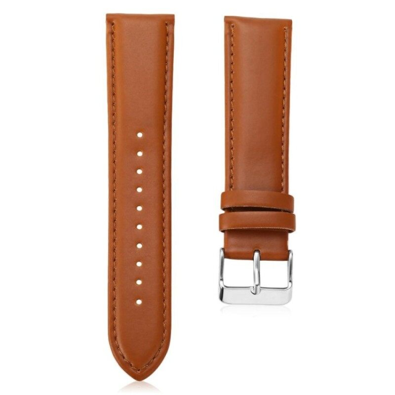 22MM Leather Band Pin Buckle Strap for K88H Smart Watch Malaysia