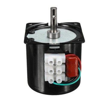 Check giá 60KTYZ 220V 14W Permanent Magnetic Electric Synchronous Motor Gear 50Hz 15r/min - intl shop bán - Giá chỉ 242.052đ