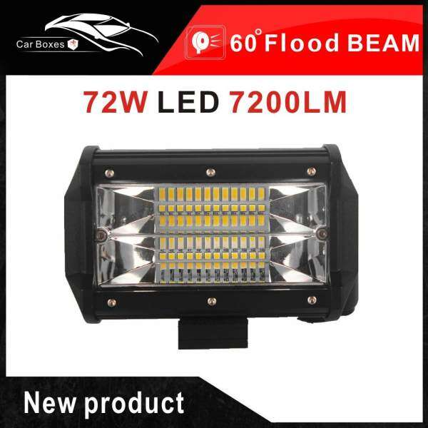 72w tri row led light bar spot beam 6000k atv suv led bar 4x4 4wd 72w tri row led light bar spot beam 6000k atv suv led bar 4x4 4wd aloadofball Images